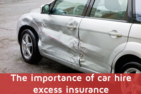 Why You Should Really Buy Car Hire Excess Insurance