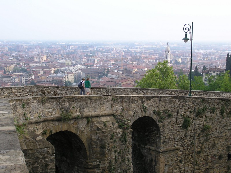 Car Hire in Bergamo Italy